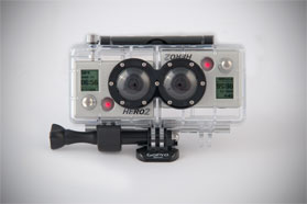 GoPro 3D Kit for hire