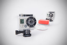 GoPro Surf Kit for hire